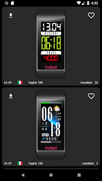 My WatchFace [Free] for Amazfit Cor APK : Download v1 2 15