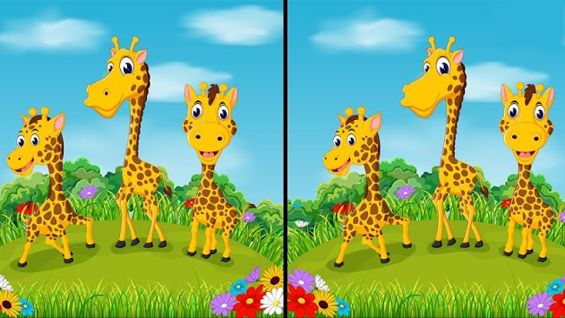 Spot it 3: Find the Difference - toddlers & kids APK screenshot 3