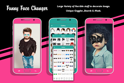 Face Changer Photo Editor APK : Download v1 3 for Android at AndroidCrew