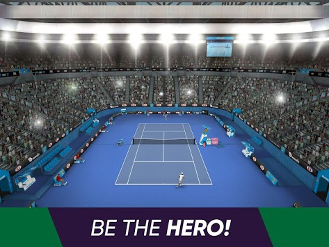 Tennis World Open 2019 APK screenshot 2