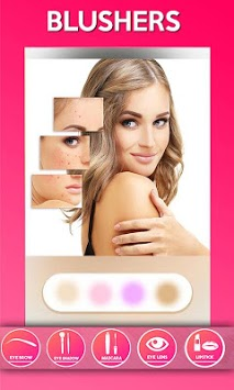 You Makeup Cam - Makeup Camera APK screenshot 1