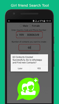 Search Friends girl Tool APK : Download v6 7 for Android at AndroidCrew