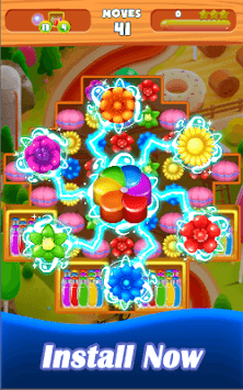 Flower Garden APK screenshot 1
