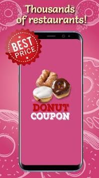 Donut Coupons APK screenshot 1