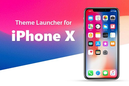 Launcher For Iphone 8