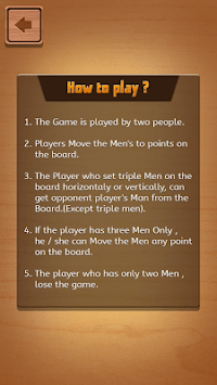 Mill The Nine Man's Morris APK : Download v1 0 for Android at