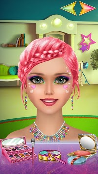 Skater Girl Dress Up and Makeover APK screenshot 2