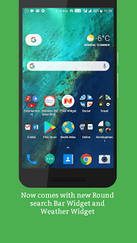 Pixel Widget -The Pill Weather APK : Download v4 6 5 for Android at