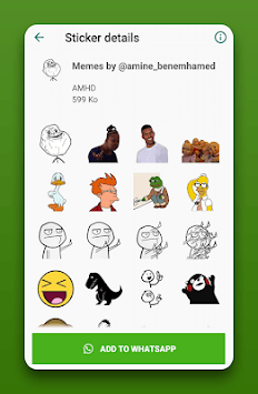 Funny Stickers for Whatsapp APK : Download v2 0 for Android