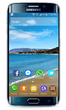 Launcher Samsung Galaxy Note9 Theme APK : Download v1 0 0