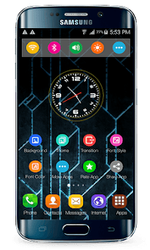 Samsung Galaxy Note8 Launcher Theme APK : Download v1 0 0 for
