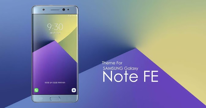 Theme For Samsung Note FE (Galaxy) APK : Download v1 0 for