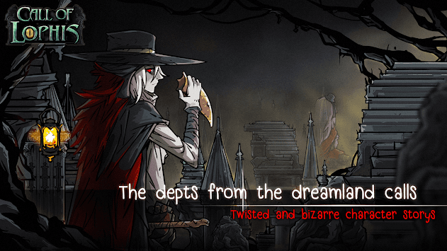 Dark Dungeon Survival -Lophis Fate Card Roguelike APK screenshot 2