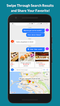 ChatSpot: SMS w/ Smart Search + Disappearing MMS APK : Download v1