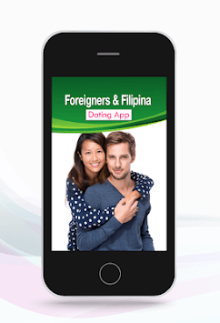 Foreigners & Filipinas Dating App APK screenshot 1