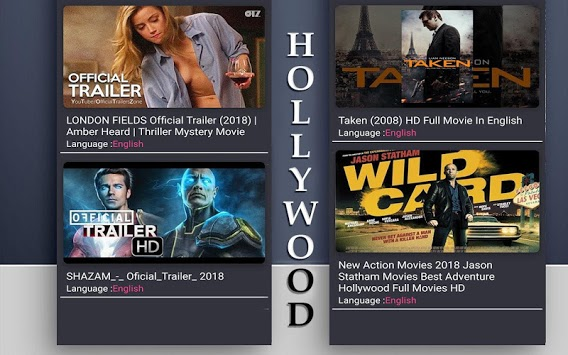 MovieFlix - HD Movies & Web Series APK screenshot 2