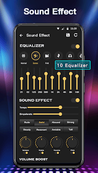 Music Player & Audio Player(10 bands Equalizer) APK