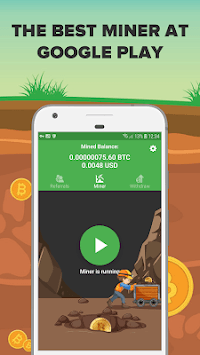 Remote Bitcoin Miner - Free Cloud Bitcoin Mining APK