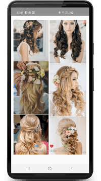 Hairstyles for Women and Girls: Step by Step Guide APK screenshot 1