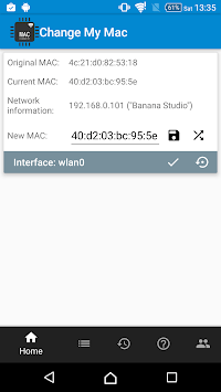 Change My MAC - Spoof Wifi MAC APK : Download v1 7 5 for Android at