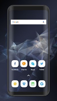 Download launcher samsung s9 pro apk | Theme for Galaxy S9