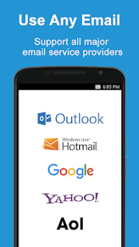 Email App for Outlook APK screenshot 2