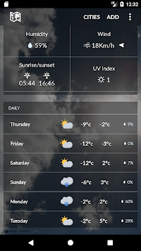 Czech Republic Weather APK : Download v1 2 4 for Android at