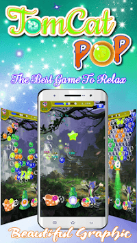 Bubble Shooter 2019 Challenge: New Tomcat Rescue APK screenshot 3