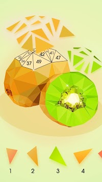 Poly Art : Color by Number APK screenshot 3