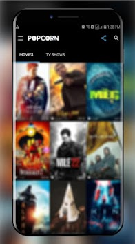 Popcorn Time -Watch Movies, series & Tv Shows Guia APK