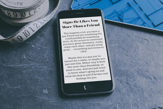 Signs a Guy Likes You APK : Download v1 0 for Android at AndroidCrew