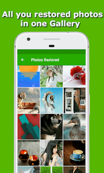 Restore Deleted Photos - Recover Deleted Pictures APK screenshot 3