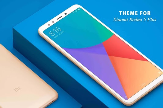 Theme for Xiaomi Redmi 5 Plus APK : Download v1 0 3 for Android at