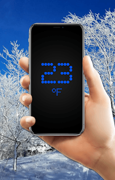 Accurate room thermometer APK screenshot 2