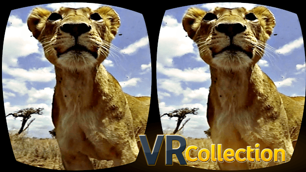 Pack of VR videos APK screenshot 2