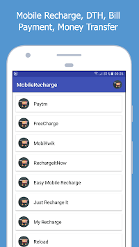 Mobile Recharge - Top up mobile - Send credit easy APK