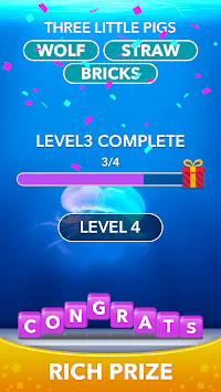 Word Piles - Search & Connect the Stack Word Games APK screenshot 3