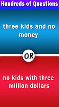 Would You Rather Questions APK screenshot 3
