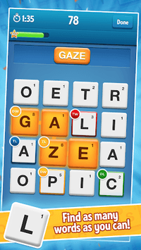 Ruzzle Free APK screenshot 1