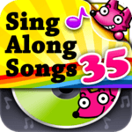 35 Sing Along Songs APK icon