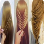 Best Hairstyles step by step APK icon