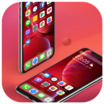 HD Wallpapers for Phone XS/XR Red OS abstract APK : Download v2 0 1