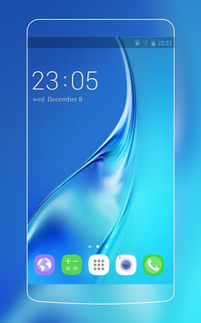 Theme for Galaxy J3 Pro HD: Material Design Themes APK