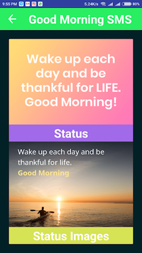 Good Morning Sms Apk Download V13 For Android At Androidcrew